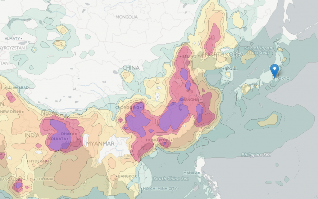 Asian_air_quality_forecast