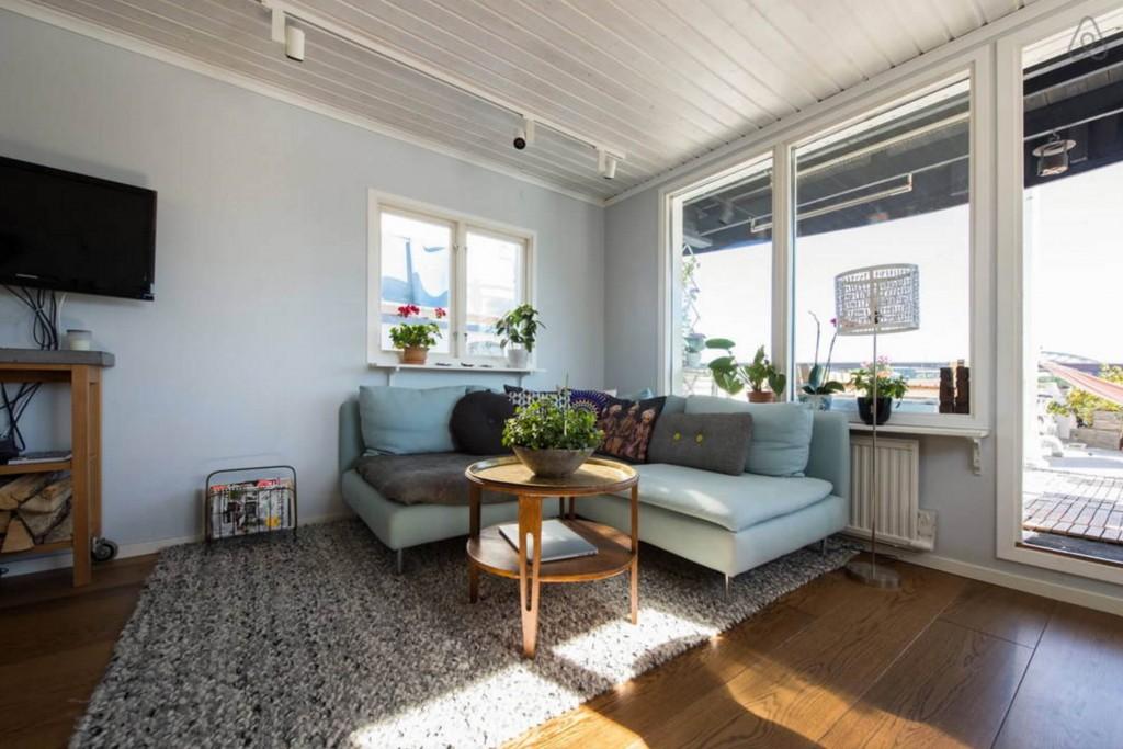 Unique_House_Boat-central_Stockholm_-_借りられる船_-_ストックホルム 7